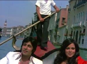 Amitabh Bachchan Great Gambler