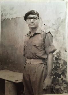 Dr. Capt. J.H. Jethi